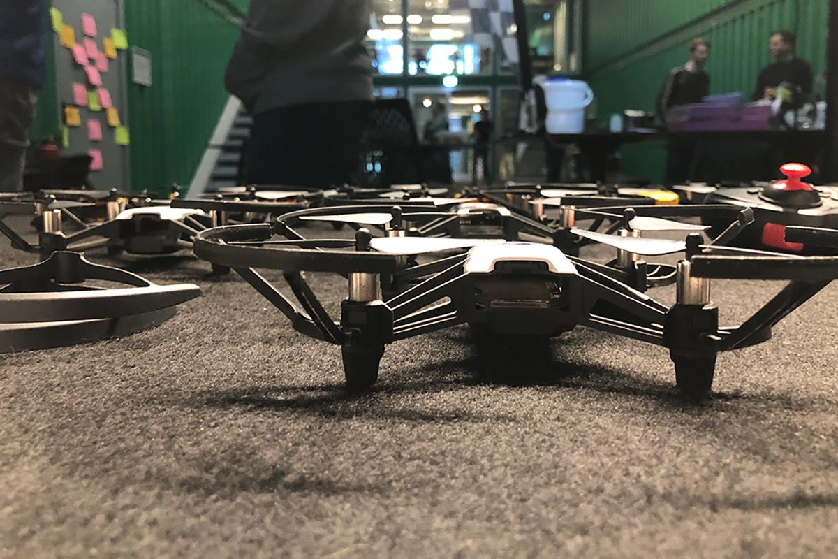Vorschaubild des Events Workshop mit der Dronemasters Academy